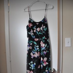 Floral maxi dress by Candies
